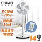 CHIMEI奇美 14吋DC智能電風扇(立扇)  DF-14B0ST