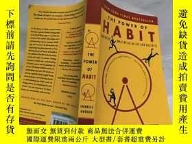 二手書博民逛書店實物拍照;The罕見Power of Habit: Why We