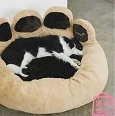 寵物窩毛茸茸 寵物冬天幼犬保暖可拆洗大狗床墊子【匯美優品】