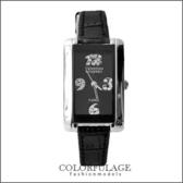 輕巧上市 范倫鐵諾Valentino氣質女孩經典長形真皮手錶腕錶【NE845】單支價格