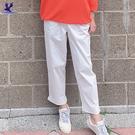 【春夏新品】American Bluedeer - 造型褲口長褲(特價) 二色