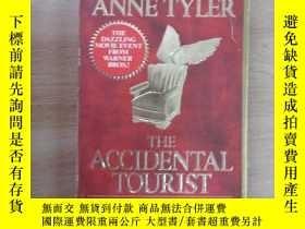 二手書博民逛書店英文書;罕見THE ACCIDENTAL TOURIST ANN