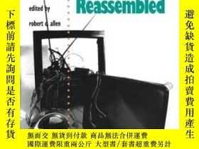二手書博民逛書店Channels罕見Of Discourse, ReassembledY255562 Allen, Rober