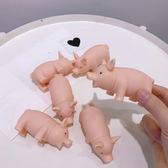玩偶 發條家!捏捏豬 會叫的小豬玩具 小宅女