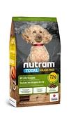 寵物FUN城市│紐頓nutram T29無穀迷你(羊肉)狗飼料【2kg】全齡犬適用 狗糧 小顆粒