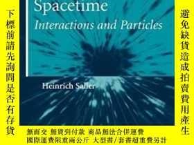 二手書博民逛書店Operational罕見Spacetime-操作時空Y436638 Heinrich Saller Spri