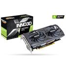 INNO3D 映眾 GeForce GTX 1650 SUPER TWIN X2 OC 4G 顯示卡 N165S2-04D6X-1720VA31