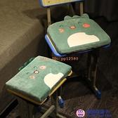 加厚學生坐墊長方形椅子屁股墊凳子墊教室久坐冬季舒適板凳【櫻桃菜菜子】