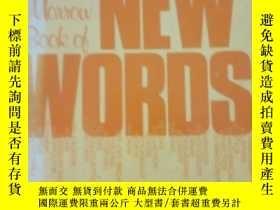 二手書博民逛書店The罕見Morrow Book of New WordsY21