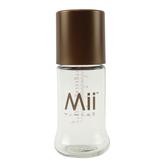 【愛的世界】Mii Organics 8oz寬口玻璃奶瓶2支裝-美國製- ★Mii 嬰兒用品   限時優惠 享結帳再 9 折