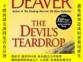 二手書博民逛書店The罕見Devil s TeardropY256260 Jeffery Deaver Pocket 出版2