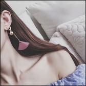 女耳釘耳飾日韓風格★ifairies【45607】