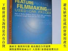 二手書博民逛書店Feature罕見filmmaking at used-car