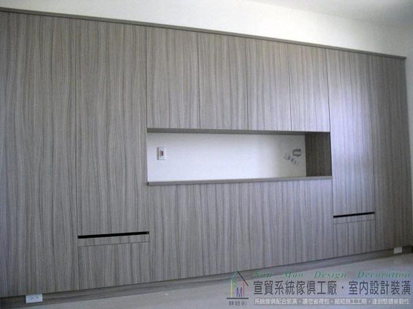 系統家具/台中系統櫃/系統櫥櫃/系統傢俱/台中室內設計/台中室內裝潢/系統床頭櫃sm0661