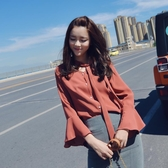 襯衫女秋裝新款chic韓版上衣雪紡衫長袖寬鬆襯衣服女裝潮 居享優品