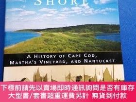 二手書博民逛書店ENDURING罕見SHORE A HISTORY OF CAPE COD,MARTHA VINEYARD ,
