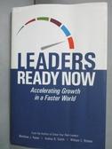 【書寶二手書T3/財經企管_WFW】Leaders Ready Now_Matthew J. Paese