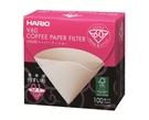 金時代書香咖啡 HARIO V60 濾紙 01無漂白 100張盒裝 VCF-01-100MK