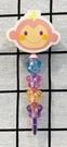 【震撼精品百貨】粉紅小巧猴_Chi Chai Monchan ~三麗鷗 粉紅小巧猴彩色筆附紙#90417