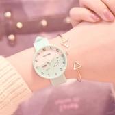 兒童手錶 指針式兒童手錶女孩初中生小學生中學萌萌可愛軟妹女
