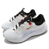 Nike 慢跑鞋 Wmns React Escape RN 白 黑 女鞋 運動鞋【ACS】 CV3817-103