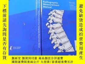 二手書博民逛書店Radiographic罕見Measurement ManualY11966