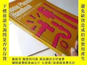 二手書博民逛書店Home罕見Plumbing Handbook(Newly Re