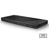 客訂品請先詢問貨況 LINDY 林帝 38237 HDMI2.0 UHD 18G 4K 60HZ 8埠同步分配器