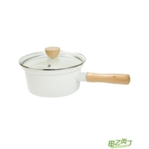 琺瑯單雙柄鍋 砂鍋燉鍋 家用煲湯鍋電磁爐可用 【快速出貨】