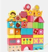 寶寶串珠益智積木玩具1-2周歲3兒童串珠玩具穿線珠子早教 童趣潮品