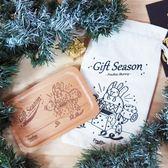 木盤束口袋組-禮物盤.Gift《Foufou福福好》