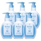 《台塑生醫》Dr's Formula嬰幼童洗髮沐浴精500g(6瓶)