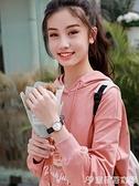 手錶 初中生手表女學生初高中簡約氣質中學女生韓版大氣防水女孩小學生 宜品居家