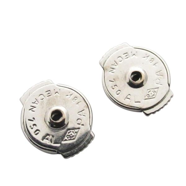 LV 鑲小鑽圈型耳環 ICD358【二手名牌 BRAND OFF】