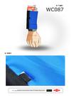 又敗家@PCMAMA運動腕套(黑+藍)運動手機套運動手腕袋運動手機臂套運動臂帶運動手機臂袋運動手機