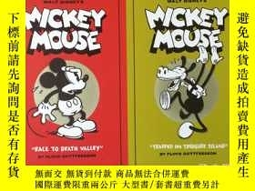 二手書博民逛書店Walt罕見Disney s Mickey Mouse Coll