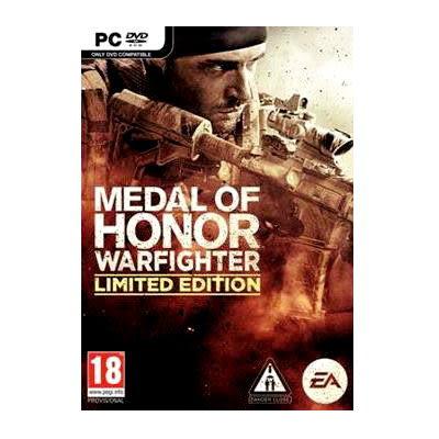 【軟體採Go網】PCGAME★新品現貨供應可超商取付★榮譽勳章:鐵血悍將 Medal of Honor: Warfighter 英文版