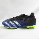 Adidas PREDATOR FREAK 3 男款 足球鞋 釘鞋 FZ3705 黑藍 大尺碼【iSport愛運動】