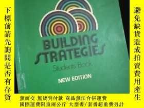 二手書博民逛書店BUILDING罕見STRATEGIES Students s Book (英文)Y16149