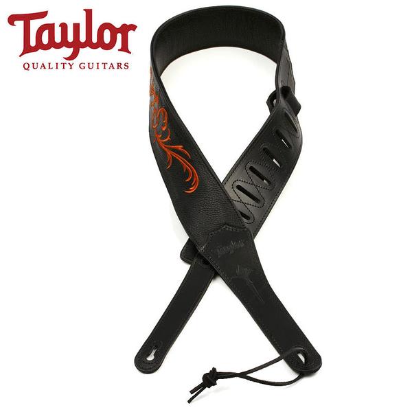 小叮噹的店 美國 Taylor P300-06 Nouveau Presentation 3吋 吉他背帶