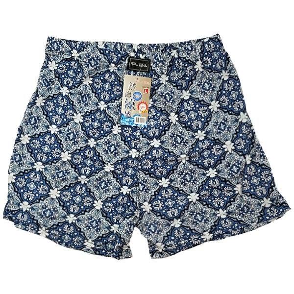 PoBih 涼感平口褲(NO-5789) L 隨機