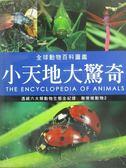 【書寶二手書T4/動植物_ZAE】小天地大驚奇-無脊椎動物2_珍妮.布魯斯等著; 林妙冠等譯