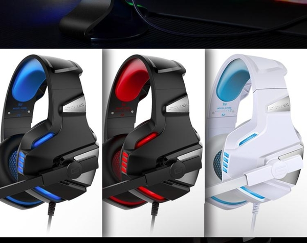 G7500電腦游戲耳機頭戴式電競台式帶麥話筒絕地求生耳麥吃雞 沸點奇跡