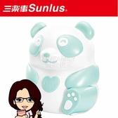 贈口罩5入/包+隨贈品+Sunlus三樂事熊貝比電動吸鼻器(藍)◆醫妝世家◆