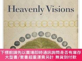 二手書博民逛書店Heavenly罕見Visions: Shaker Gift Drawings and Gift Songs-天堂
