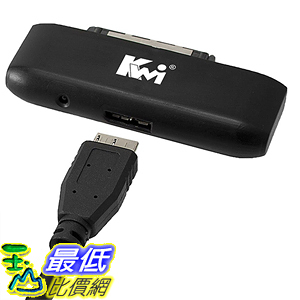 [美國直購] Kingwin ADP-10 USB 3.0 to SATA Adapter Solid State Drives and SATA HDD Compatible 適配器