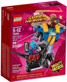 樂高LEGO SUPER HEROES Mighty Micros: 星爵vs涅布拉 76090 TOYeGO 玩具e哥