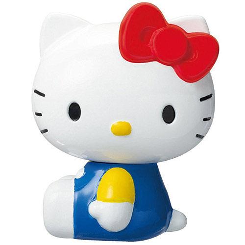 【震撼精品百貨】Hello Kitty 凱蒂貓~Metacolle Sanrio Hello Kitty (側坐)