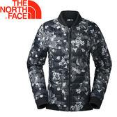 【The North Face 女款 ThermoBall外套/印花《黑》】35CRYBF/保暖外套★滿額送