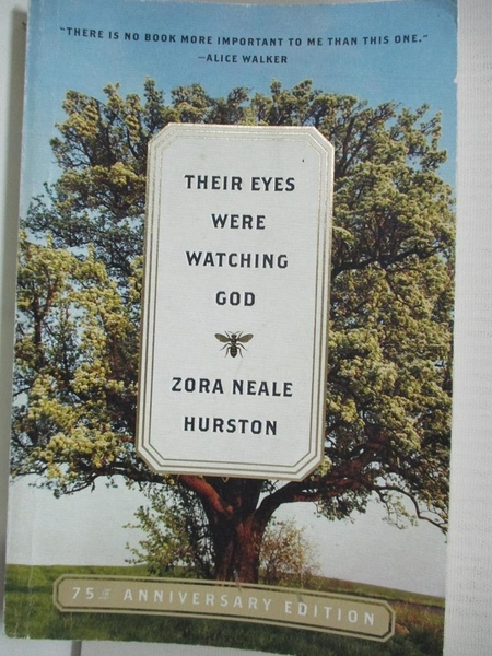 【書寶二手書T1/宗教_BU7】Their Eyes Were Watching God_Zora Neale Hurston